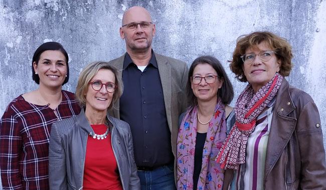 Gruppenfoto DA KPH Edith Stein